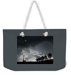 Weekender Tote Bag featuring the photograph 4458 by Peter Holme III