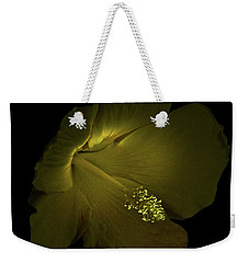 Weekender Tote Bag featuring the photograph 4460 by Peter Holme III