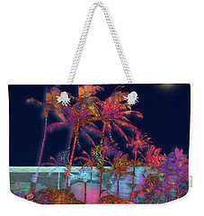 Weekender Tote Bag featuring the photograph 4461 by Peter Holme III