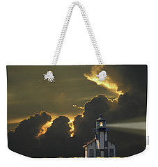 Weekender Tote Bag featuring the photograph 4465 by Peter Holme III