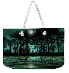 Weekender Tote Bag featuring the photograph 4466 by Peter Holme III