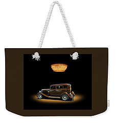Weekender Tote Bag featuring the photograph 4467 by Peter Holme III