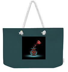 Weekender Tote Bag featuring the photograph 4469 by Peter Holme III