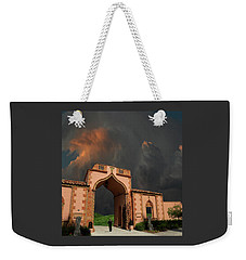 Weekender Tote Bag featuring the photograph 4470 by Peter Holme III