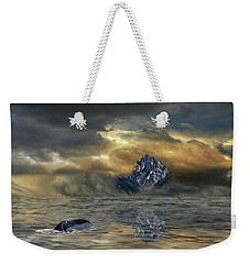 Weekender Tote Bag featuring the photograph 4471 by Peter Holme III