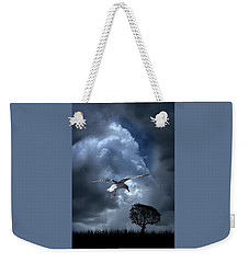 Weekender Tote Bag featuring the photograph 4472 by Peter Holme III