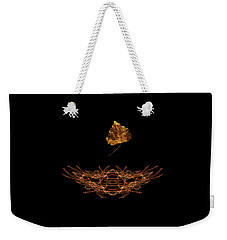 Weekender Tote Bag featuring the photograph 4473 by Peter Holme III