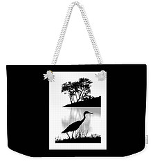 Weekender Tote Bag featuring the photograph 4474 by Peter Holme III