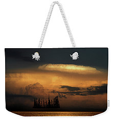 Weekender Tote Bag featuring the photograph 4476 by Peter Holme III