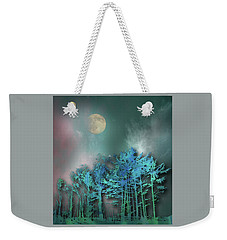 Weekender Tote Bag featuring the photograph 4480 by Peter Holme III