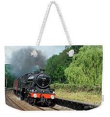 45690 Leander At Grindleford Weekender Tote Bag