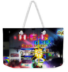 #4570_heb_1_arty Weekender Tote Bag
