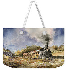481 From Durango Weekender Tote Bag