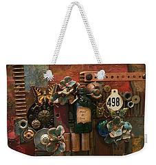 498 Weekender Tote Bag