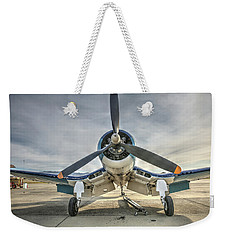 4fu Corsair At Hollister Weekender Tote Bag