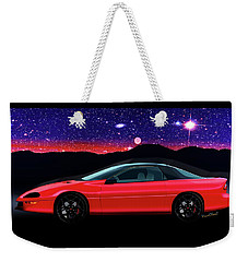 4th Generation Z28 Camaro Weekender Tote Bag