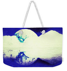 4th Planet Weekender Tote Bag
