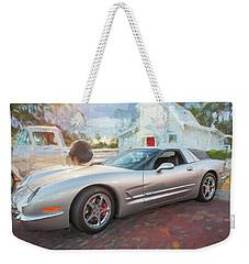 1954 Corvette Nomad Weekender Tote Bag