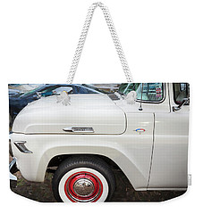 1957 Ford F100 Pickup Truck  Weekender Tote Bag