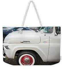 1957 Ford F100 Pickup Truck  Weekender Tote Bag