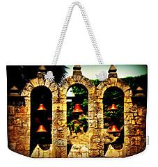 5 Bells Weekender Tote Bag