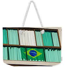 Brazil Weekender Tote Bag by Beto Machado