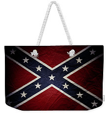 Confederate Flag 8 Weekender Tote Bag
