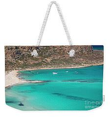 Crete Weekender Tote Bag