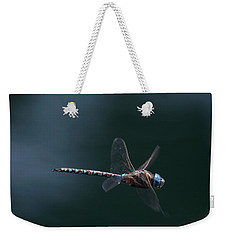 Fly By Weekender Tote Bag by Fraida Gutovich