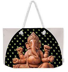Ganesha Weekender Tote Bag