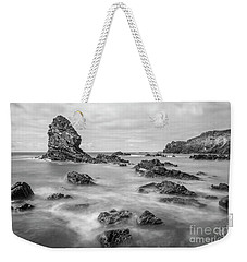 Weekender Tote Bag featuring the photograph Gwenfaens Pillar by Ian Mitchell