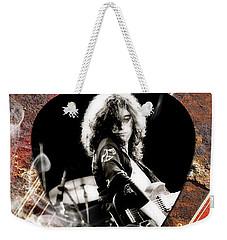 Jimmy Page Art Weekender Tote Bag