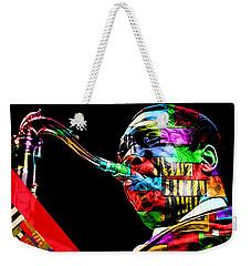 John Coltrane Collection Weekender Tote Bag