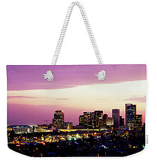 Phoenix Az Weekender Tote Bag by Panoramic Images