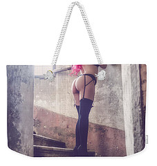 Pretty Things Are Going To Hell Weekender Tote Bag