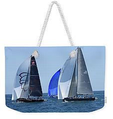 Rolex Capri Sailing Week 2014 Weekender Tote Bag