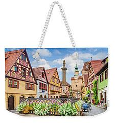 Rothenburg Ob Der Tauber Weekender Tote Bag