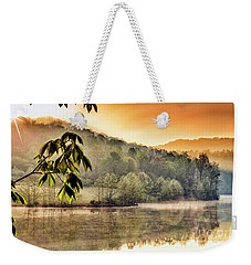 Stonewall Resort Sunrise Weekender Tote Bag