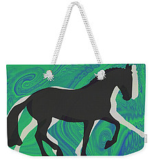 Up The Levels Art Weekender Tote Bag