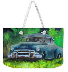 50 Chevy Weekender Tote Bag