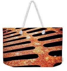 Iron Detail Weekender Tote Bag