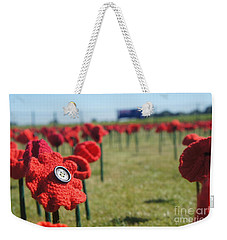 5000 Poppies Weekender Tote Bag