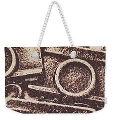 50s Brownie Cameras Weekender Tote Bag
