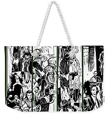 50th Athens Academy Weekender Tote Bag by John Jr Gholson