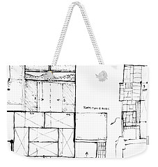 5.10.japan-2-detail-c Weekender Tote Bag