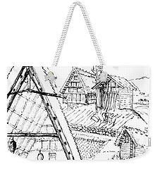 5.15.japan-3-detail-b Weekender Tote Bag