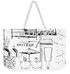 5.18.japan-4-detail-b Weekender Tote Bag