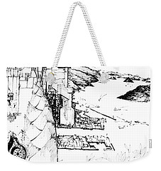 5.22.japan-5-detail-a Weekender Tote Bag