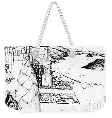 5.22.japan-5-detail-a Weekender Tote Bag