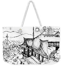 5.24.japan-5-detail-c Weekender Tote Bag